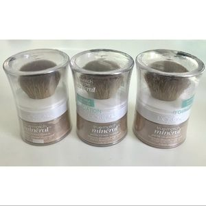 L'Oreal True Match Mineral Makeup Foundations x3